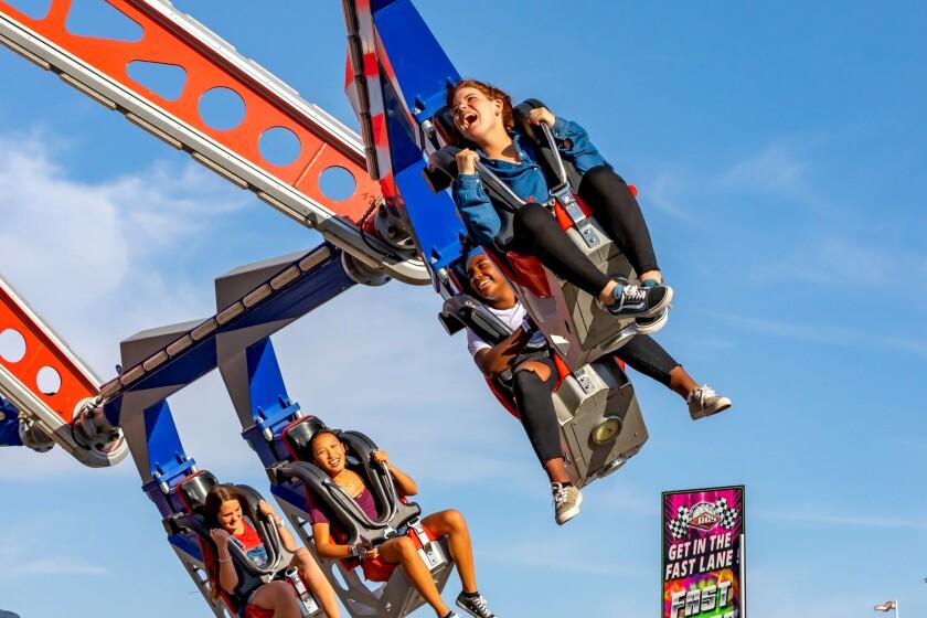 Antelope Valley Fair & Alfalfa Festival