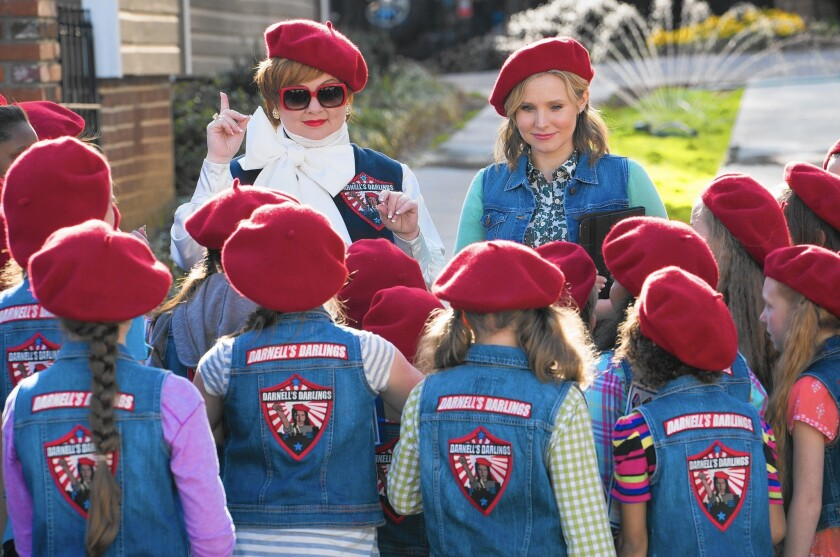 Melissa McCarthy's 'The Boss' deserves a trip to HR and a pink slip