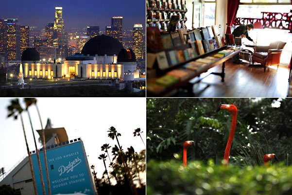 Los Angeles' park neighborhoods