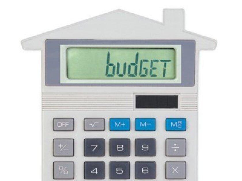 How can I create a household budget?