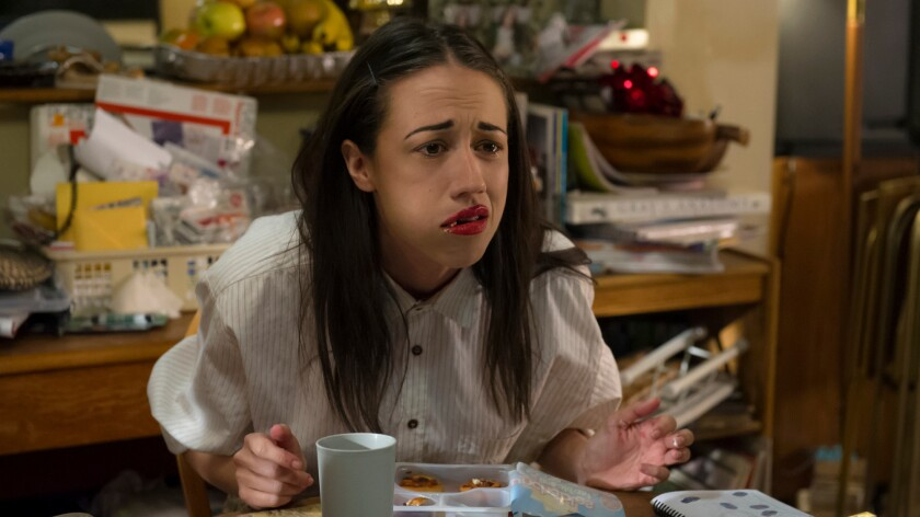 "Colleen Ballinger plays a girl desperate for fame in the Netflix series ""Haters Back Off,"" adapted from her YouTube channel, Miranda Sings."