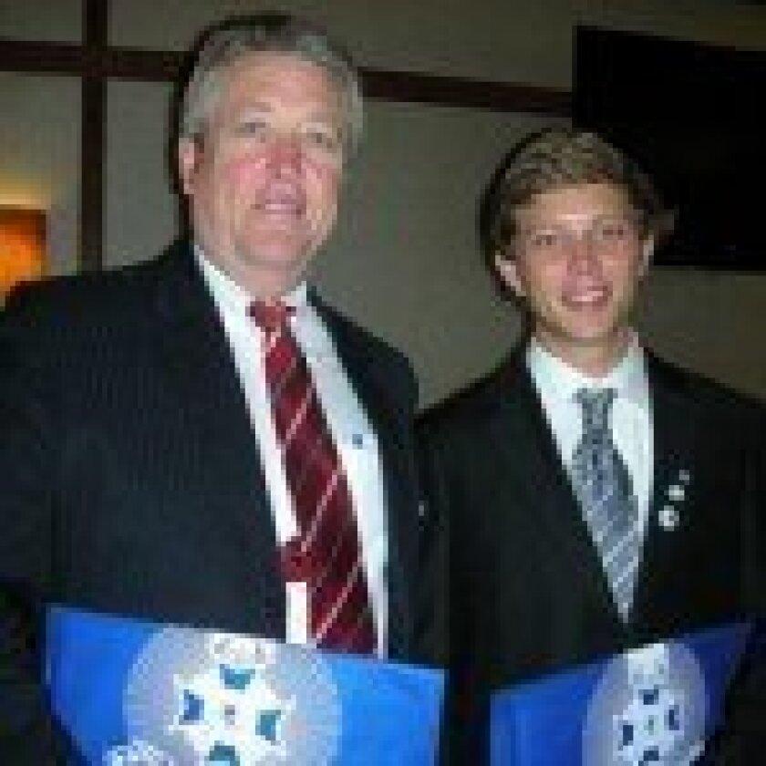 Brian Stokes and Alex Stokes