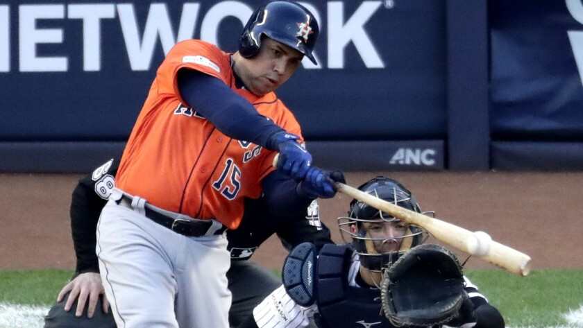 No Reason To Panic Carlos Beltran Tells His Houston Astros