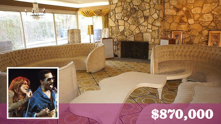 A View Park residence that was once home to Ike and Tina Turner has sold for $870,000.