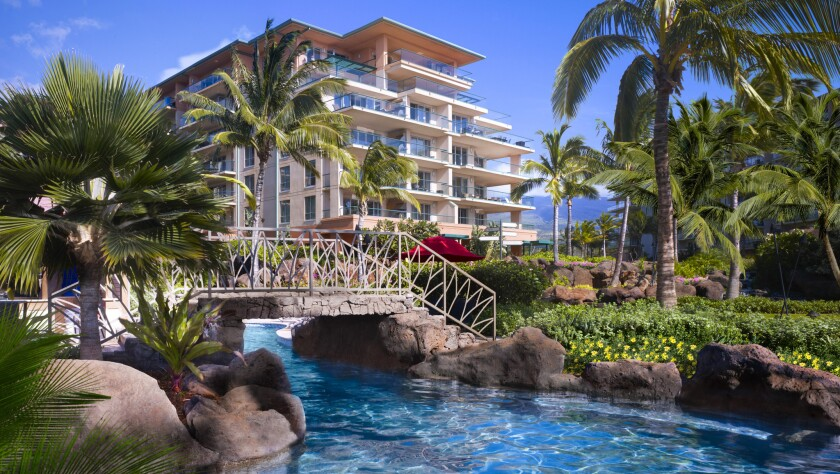 Faced with construction work beside some of its one-bedroom suites, Honau Kai Resort north of Lahaina is offering 40% percent savings on those suites through the rest of the year.