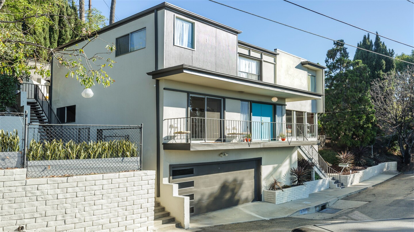 Midcentury modern in Glassell Park | Hot Property