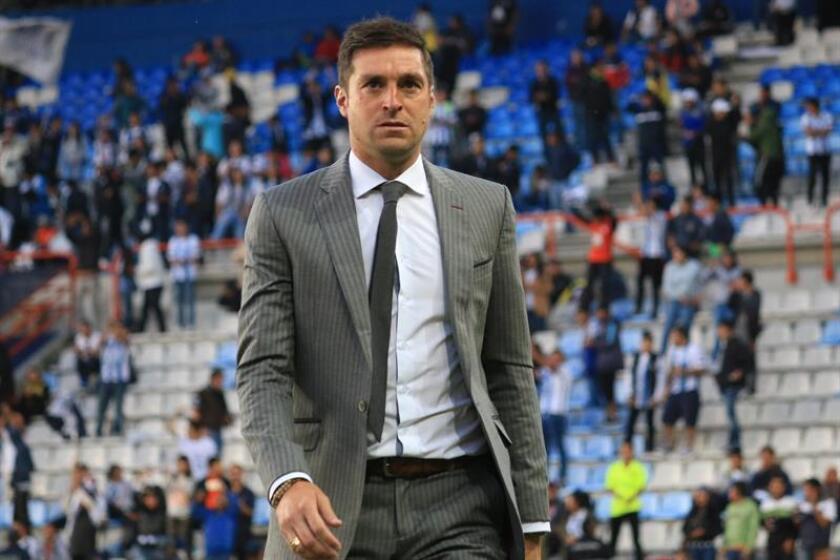 El uruguayo Diego Alonso aseguró hoy que no llega a dirigir a los Rayados de Monterrey con una mentalidad de Mesías y solo puede prometer trabajo humilde como nuevo estratega del equipo. EFEArchivo