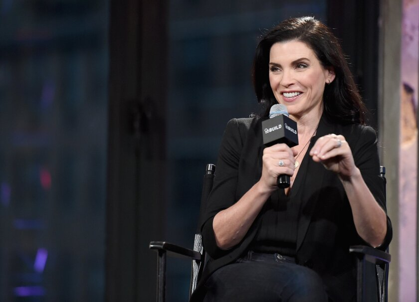Julianna Margulies on the future of 'The Good Wife': 'I'm unemployed come April'