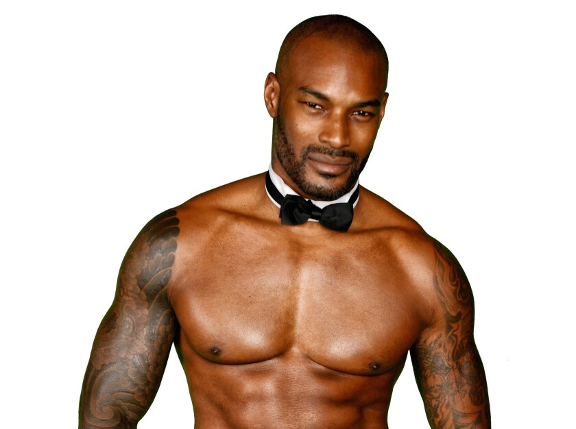 Fan yourself, ladies. Tyson Beckford returns to ...