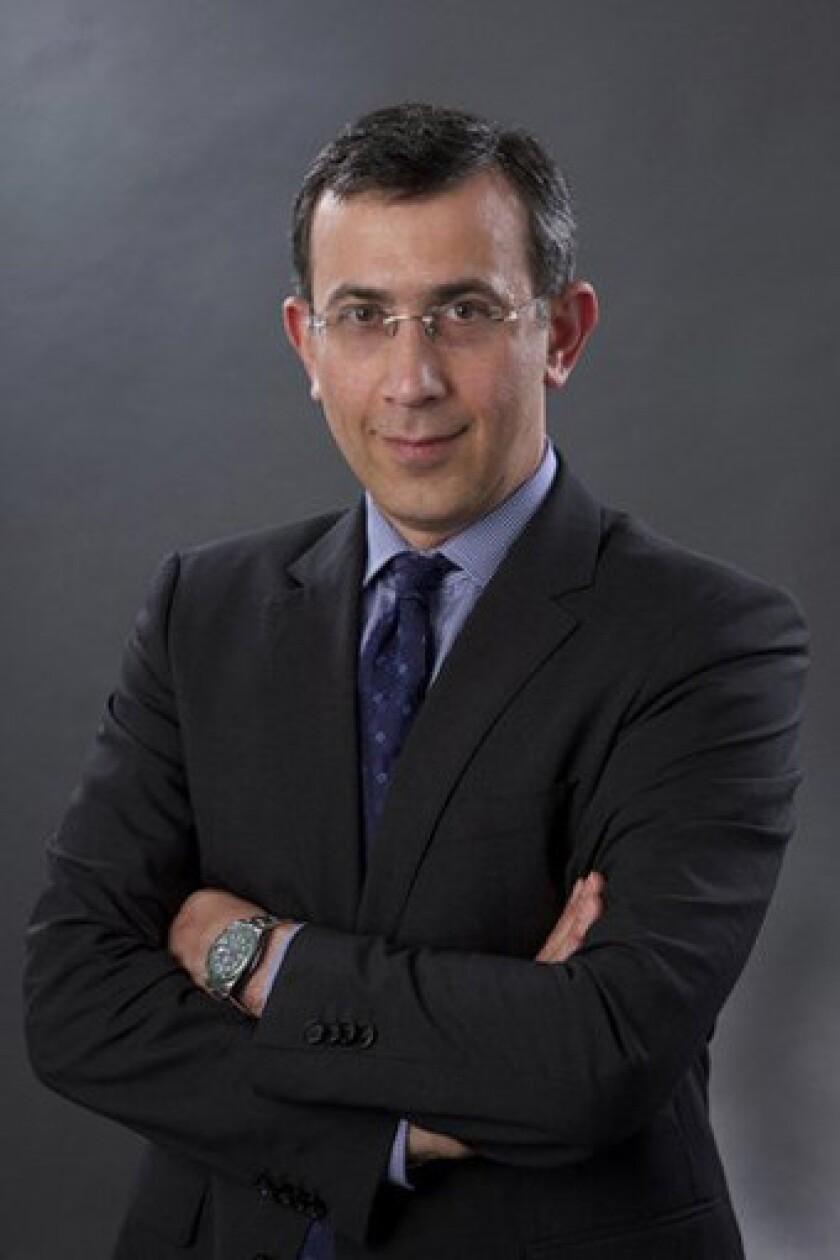 Ehab Al Shihabi, executive director of international operations for Al Jazeera Media Network