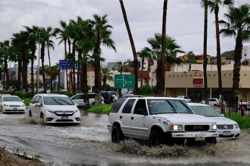 Huracán Juliette alcanza categoría 3 y favorece lluvias en el oeste de México