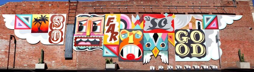 Rag & Bone - Venice Mural
