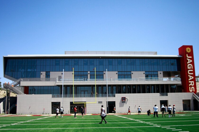 Southwestern College's DeVore Stadium reopened in August after undergoing a two-year, $25 million renovation.