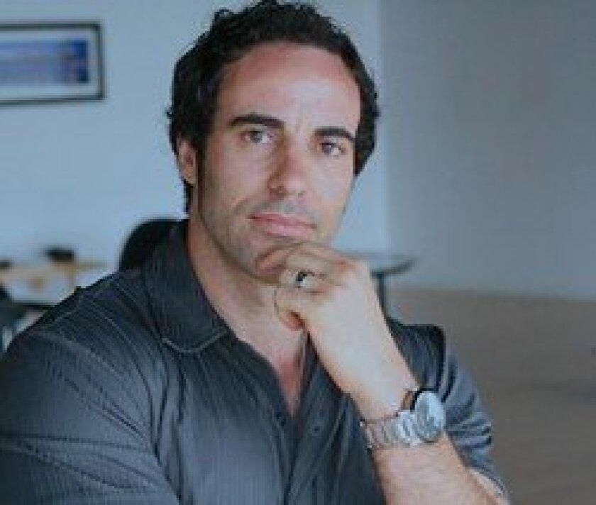 Voilà Hair Atelier owner Luis Angel.
