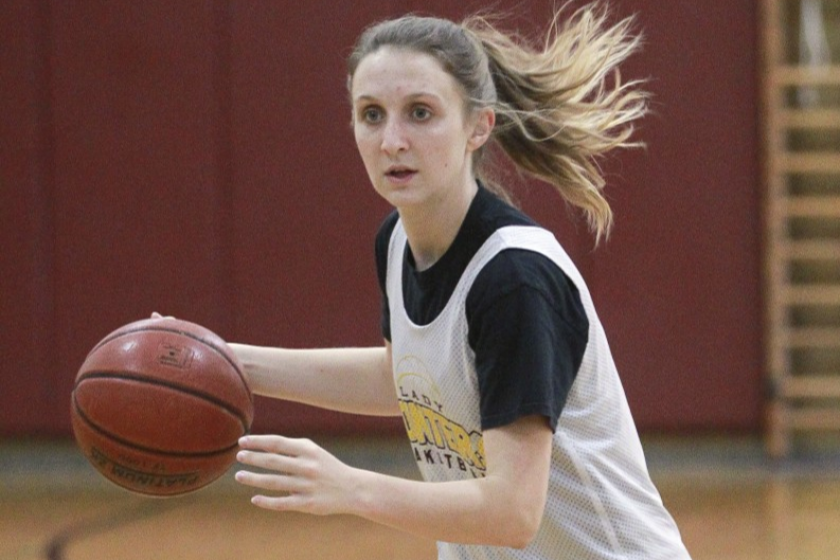 After moving from point guard to shooting guard, Point Loma's Sadie Heckman averaged 21 points a game last season as a junior and 20.8 points this season.