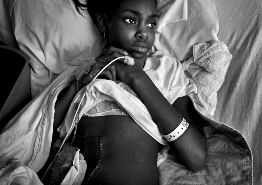 2011 Pulitzer Prize - Feature Photography