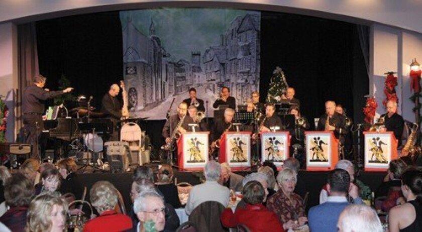 The RSF Big Band (Photo: Jon Clark)