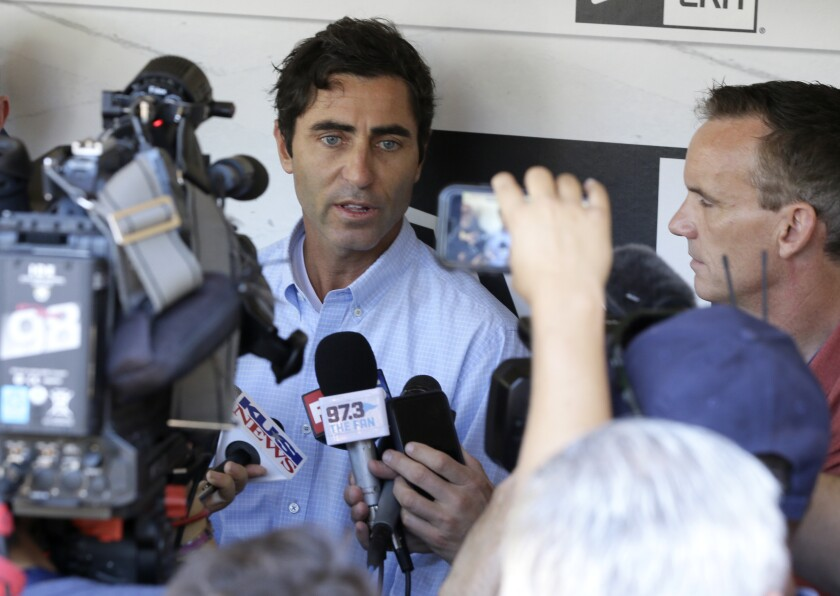 The Padres' decision to fire Andy Green, explained Saturday at Petco Park by GM A.J. Preller, created questions about whether the manager had enough talent to succeed.