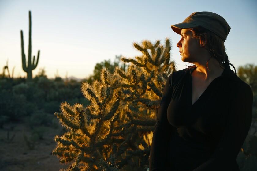 "Lydia Millet's new novel is ""Sweet Lamb of Heaven."""