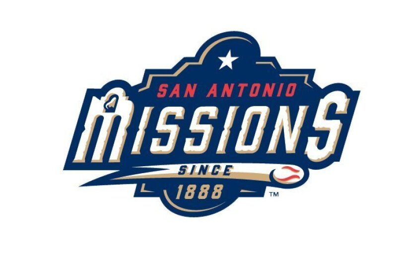 Double-A San Antonio Missions logo