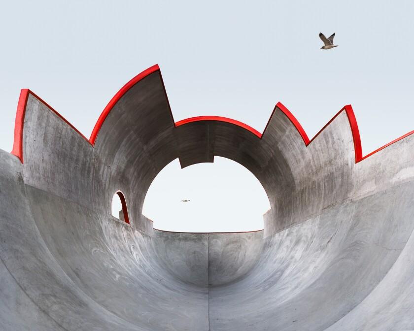 Amir Zaki Concrete Vessel