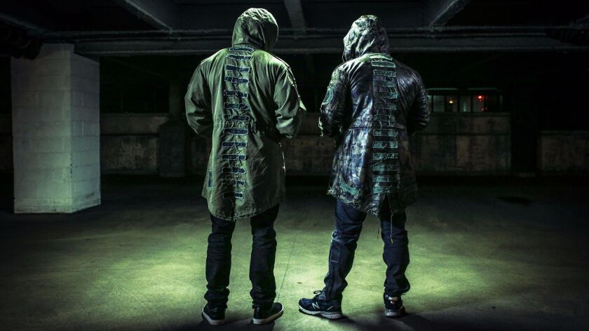 Roc96 and MadeWorn's Jay Z capsule for Barneys New York.