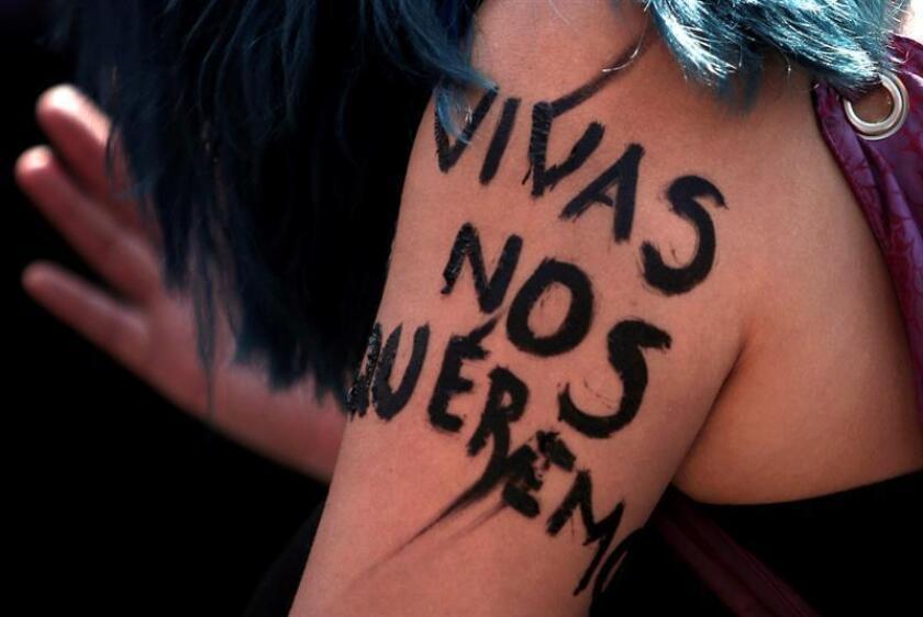 En México la violencia política contra las mujeres por razón de género todavía no está tipificada como delito, dijo hoy la organización Observatorio Nacional Ciudadano Seguridad, Justicia y Legalidad (ONC). EFE/ARCHIVO