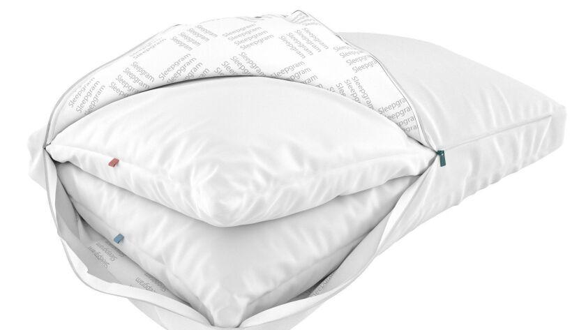 Customizable pillows from Sleepgram