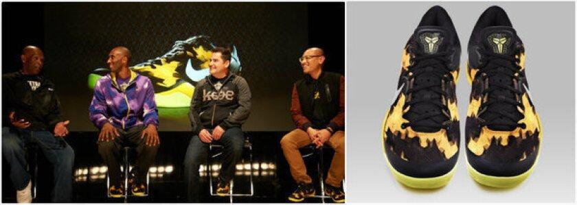 Year of the Mamba: Nike unveils the new Kobe kicks