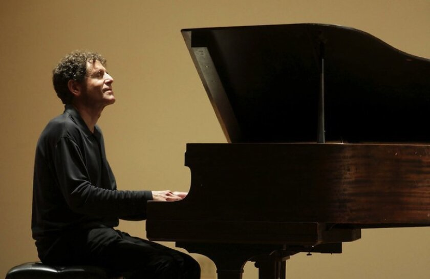 Pianist/composer and Steinway artist Louis Landon