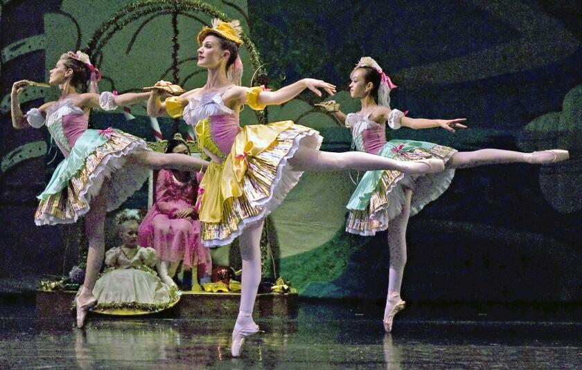 Community: Pacific Ballet hosts Nutcracker fest