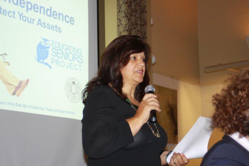 DMV investigator Elva Godoy describes the resources used to catch identity thieves.