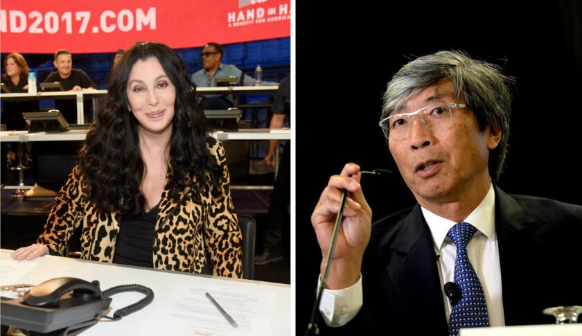 Cher has filed a lawsuit against Patrick Soon-Shiong, alleging fraudulent concealment and breach of fiduciary duty over the sale of her shares in the biopharmaceutical company Altor.