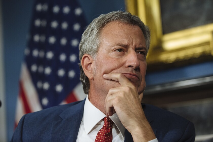 Mayor de Blasio's troubled security detail is at the center of more controversy, as two additional cops are now suing over discrimination.
