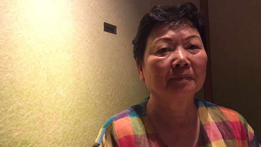 Eiko Kawasaki, 74, was born to Korean parents in Japan. At 17, lured by propaganda about how good life was in North Korea, she boarded a ship for the socialist state. She wouldn't get out for 43 years.