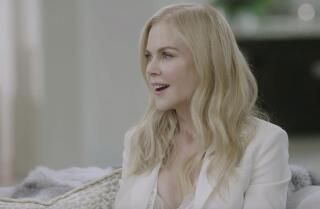 Nicole Kidman and Amy Adams on the power of producing