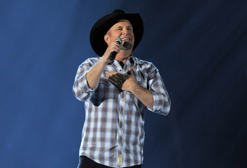Country music star Garth Brooks will address the cancellation of his five scheduled concerts in Dublin at a press conference Thursday in Nashville.