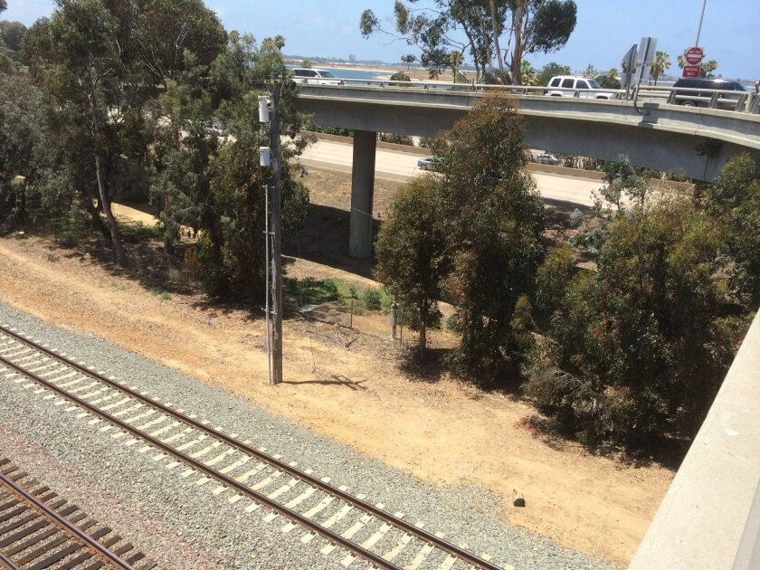 Angelo De Nardo, 53, was killed and set on fire along a set of railroad tracks near Clairemont Drive and Morena Boulevard on July 3. Police continue to hunt for the killer behind three other attacks on homeless men.