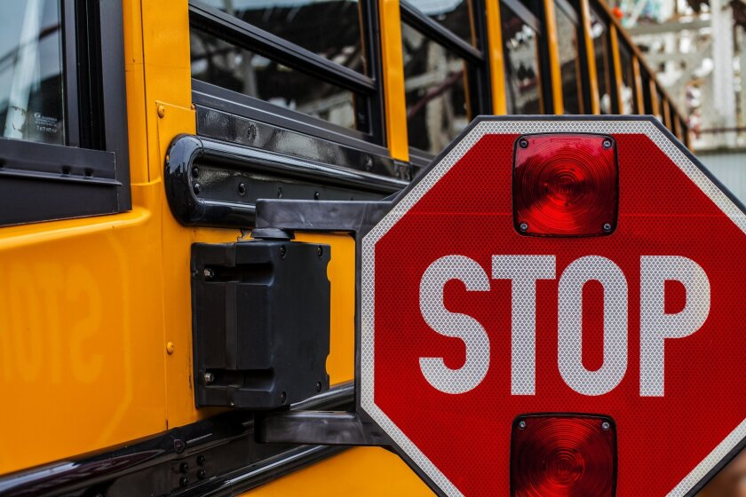 Yellow school buses could soon be on strike.