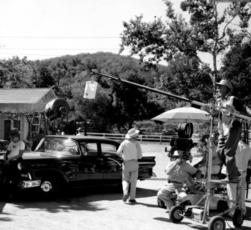 "Disney shot ""Spin and Marty"" at Golden Oak Ranch."
