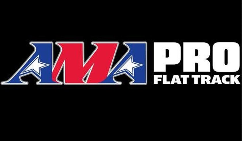 AMA Pro Flat Track logo