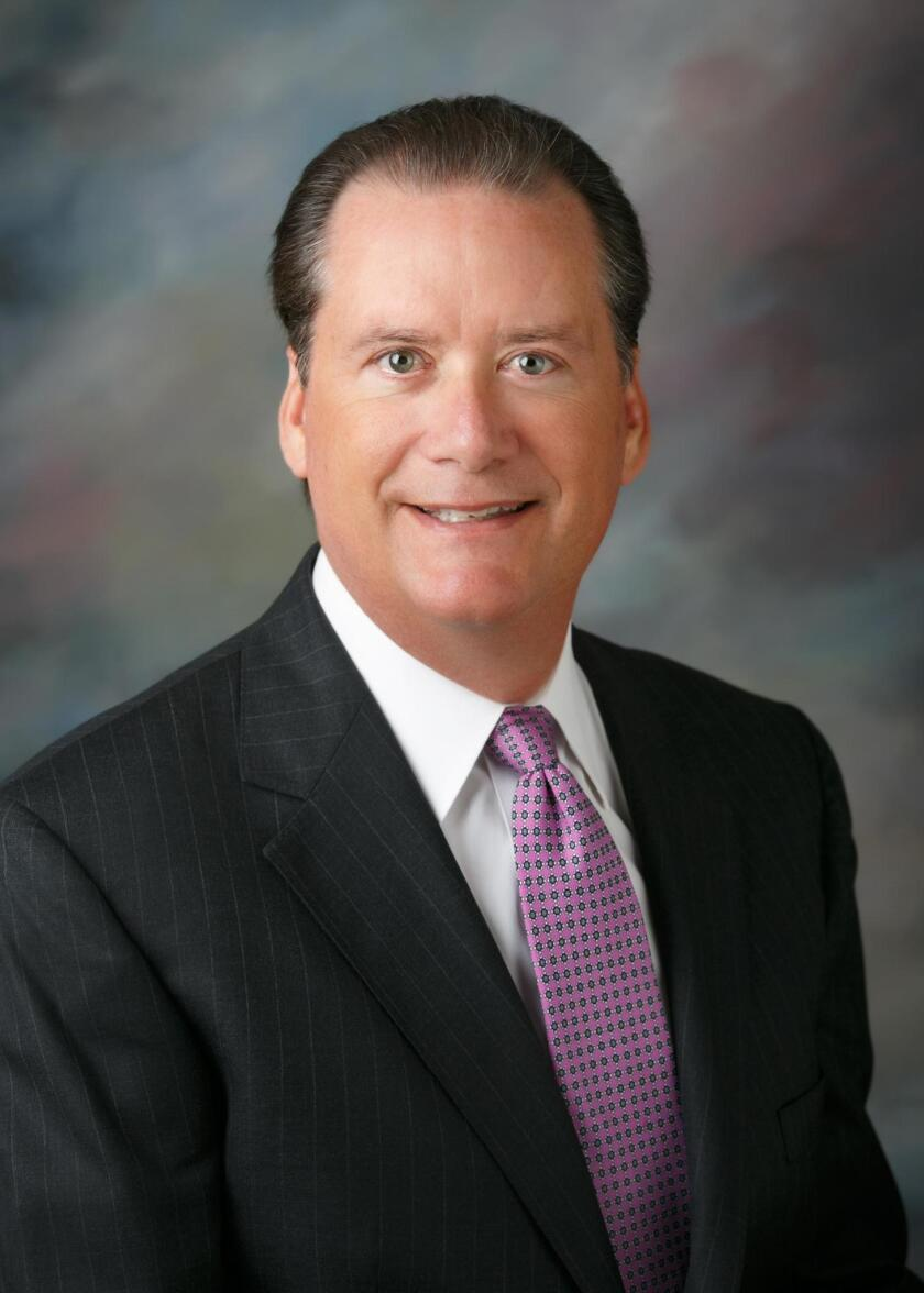 First Foundation CEO Scott F. Kavanaugh