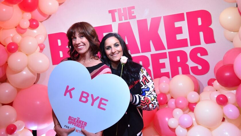 "Netflix Film ""The Breaker Upperers"" NYC Galentine's Screening"