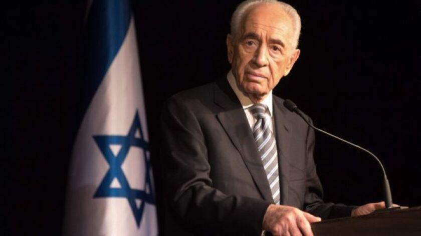 Shimon Peres ocupó los más altos cargos de la política israelí durante seis décadas.