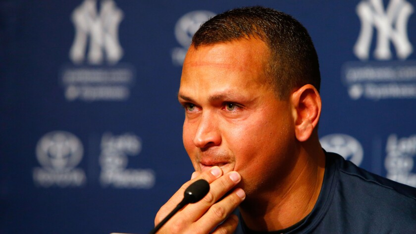 After retiring in August, Alex Rodriguez has stepped into a studio analyst chair for Fox, with surprising results.