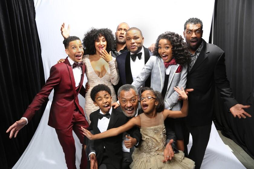 'Black-ish' cast