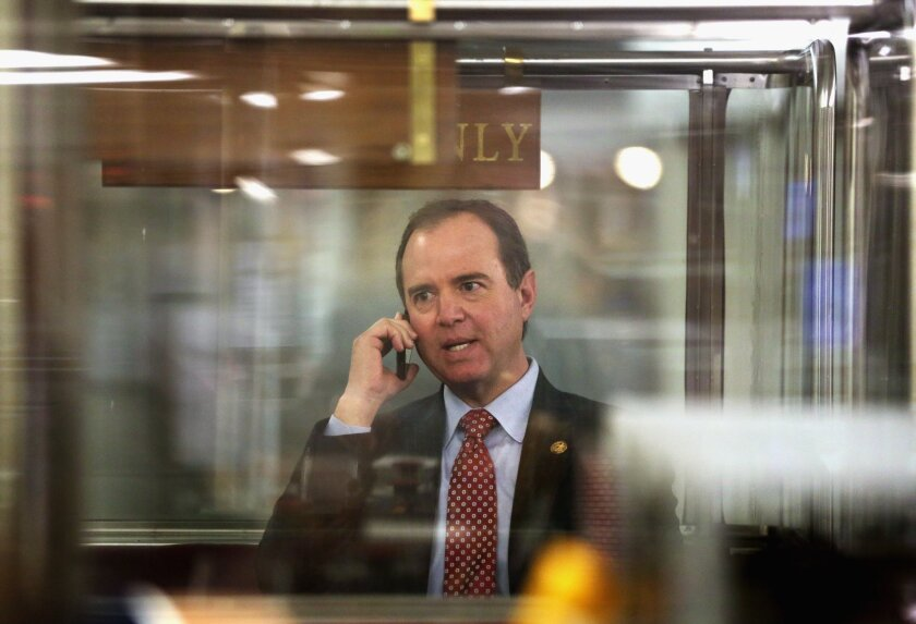 FLASHBACK: Schiff secretly snooped on Nunes' phone records
