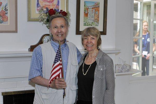 George and Karen Bullette