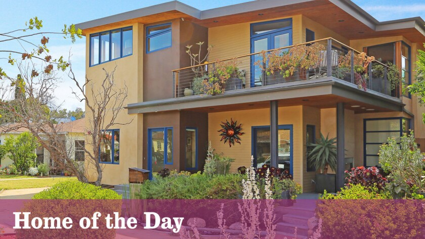 Home of the Day: Clean and green ideas in Culver City
