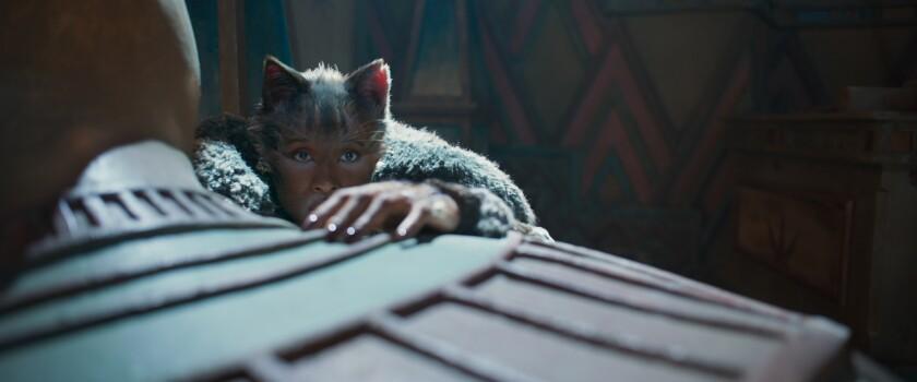 Jennifer Hudson in 'Cats'